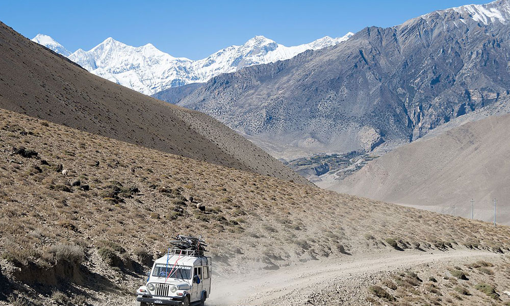 transportation cost for annapurna circuit
