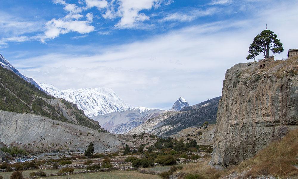 Annapurna Circuit Trek Altitude Sickness