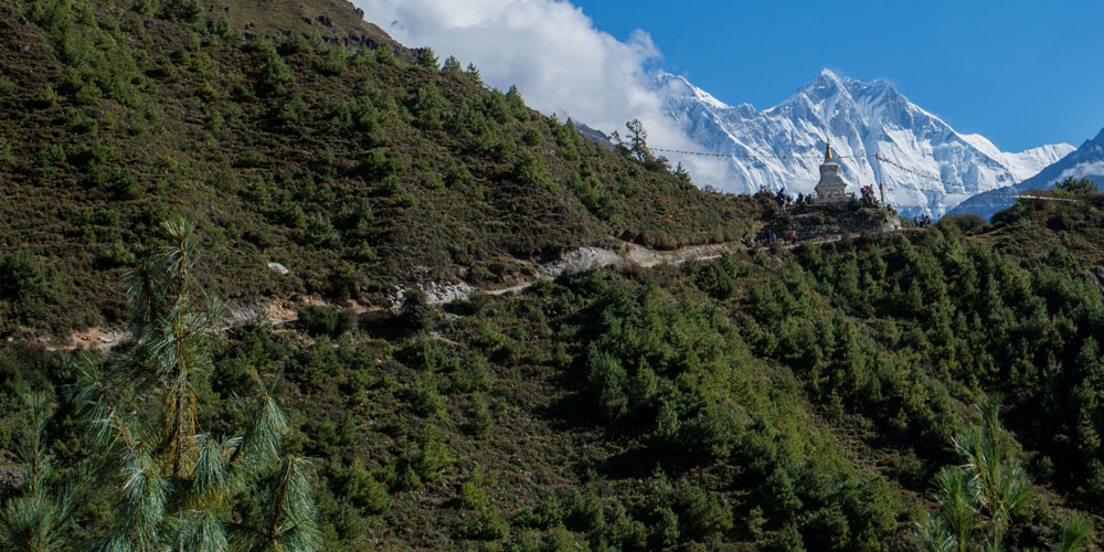 Sherpa Highland Of khumbu