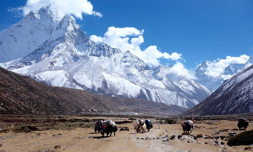 Everest Base Camp Packing List October and November