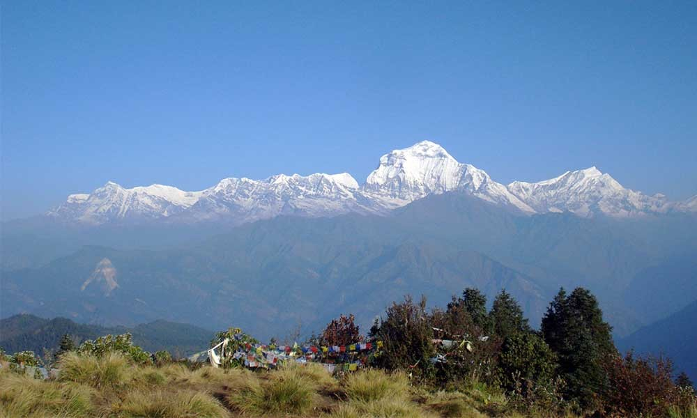 Ghorepani Poon Hill Trek Weather