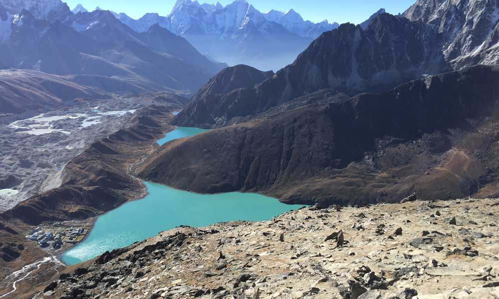 EBC Chola Pass Gokyo Trek