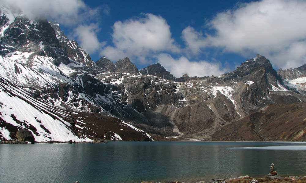 Gokyo Renjo La Pass Trek best time