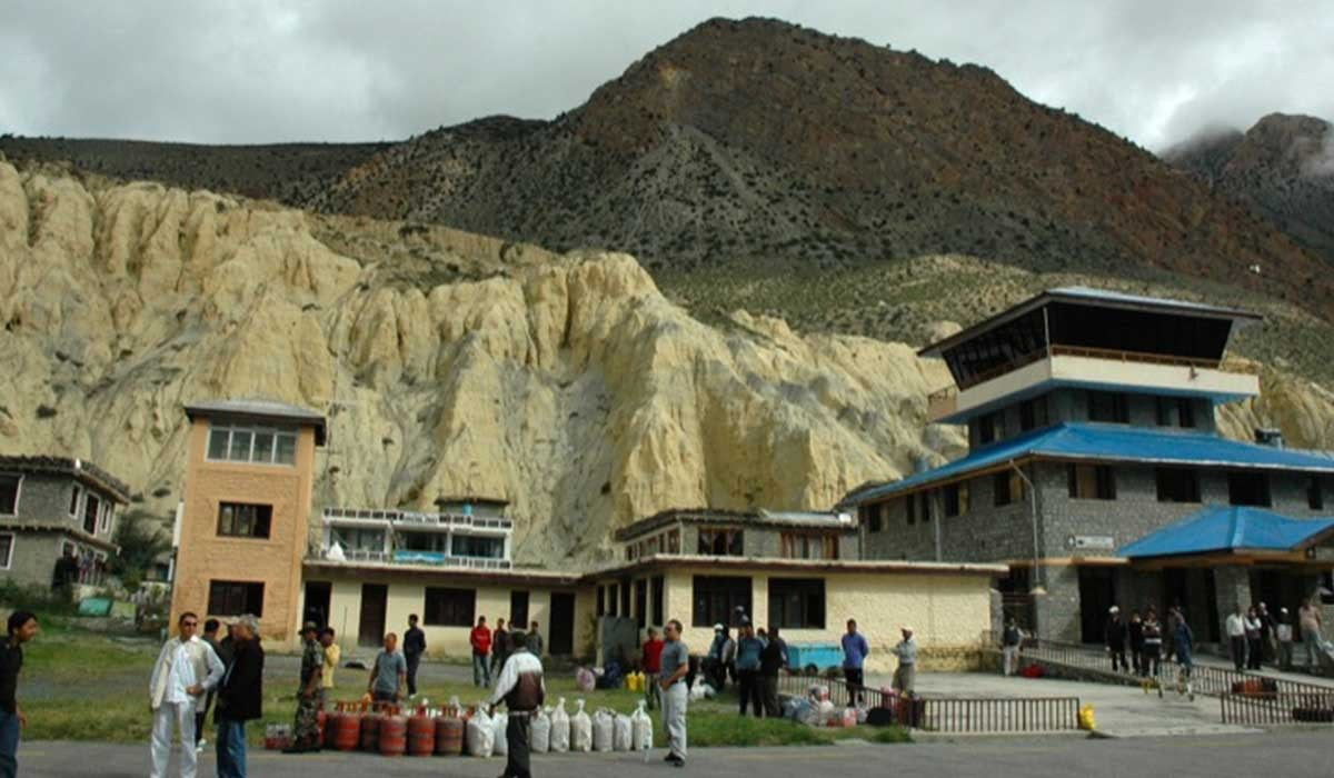 Jomsom-Muktinath-Trekking