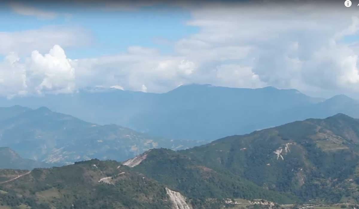 Langtang Valley Trek Routes