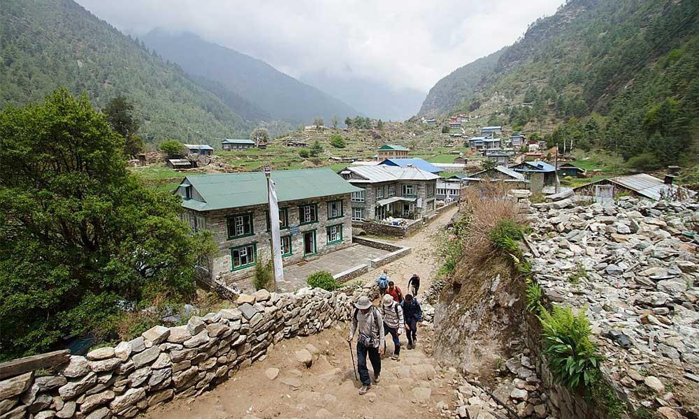 Teahouse Accommodation Along The Everest Base Camp Trek