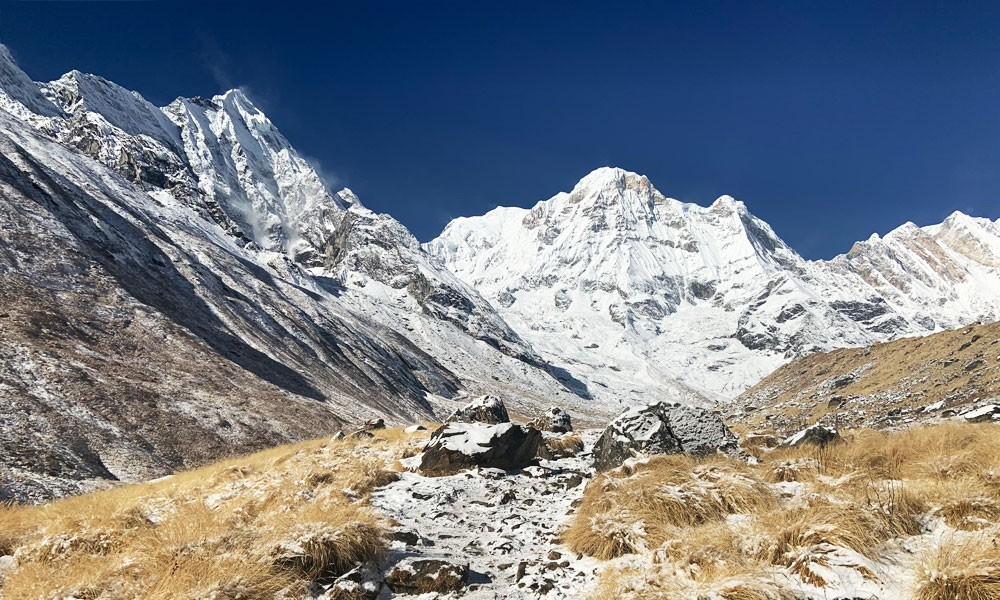 Annapurna Base Camp Luxury Trek