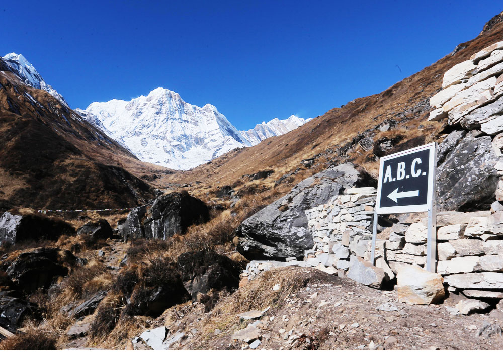 Annapurna Base Camp Trek in May