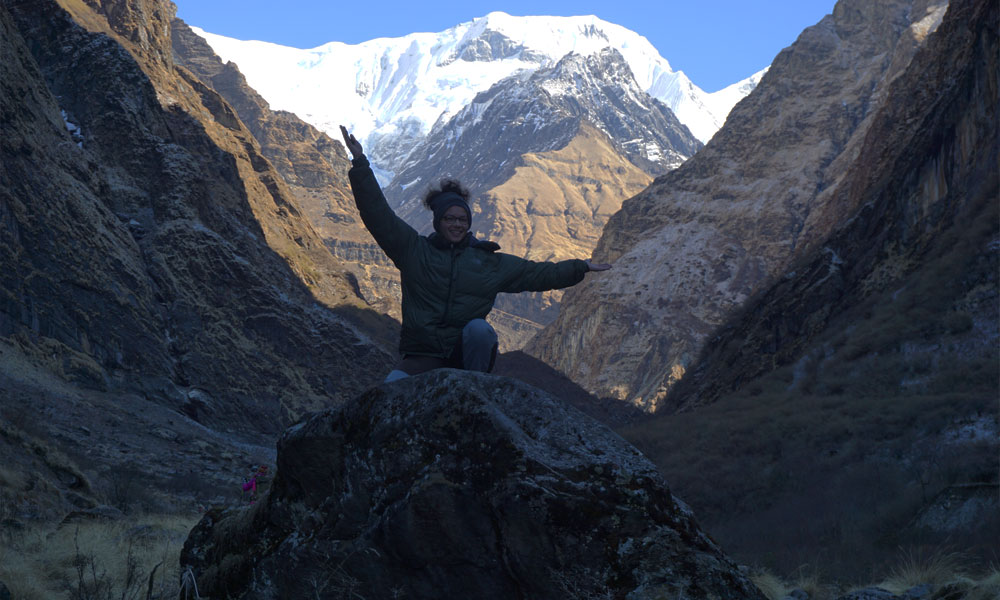Annapurna Base Camp Trek in March