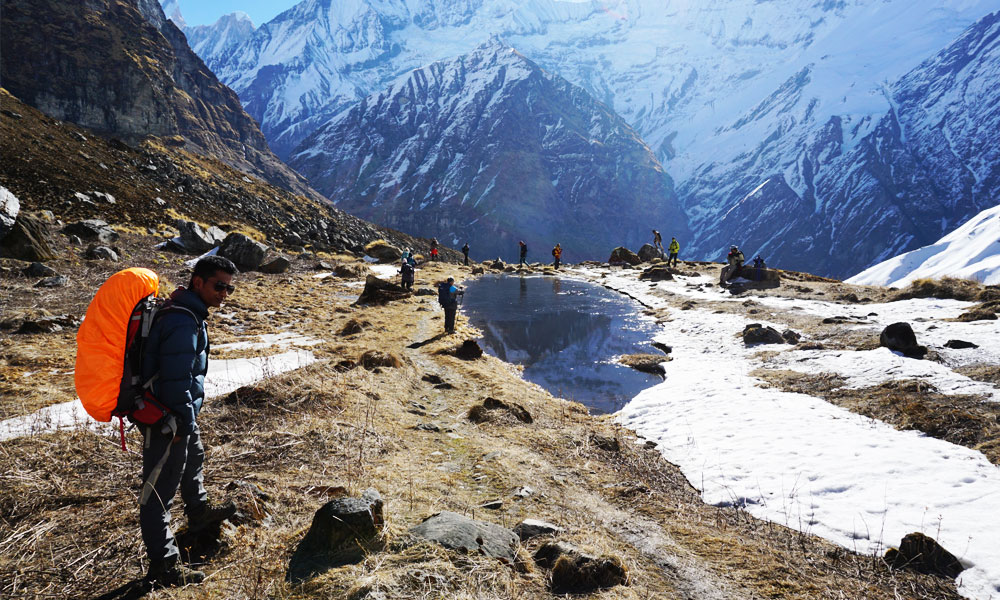 Annapurna Base Camp Trek in April