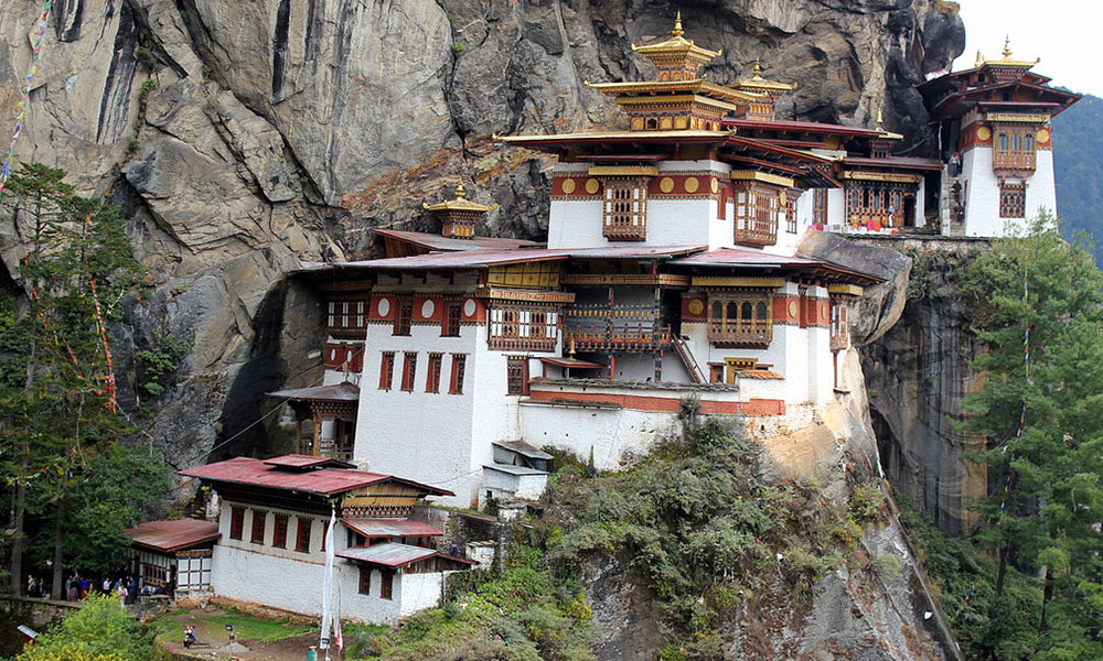 bhutan tour in may