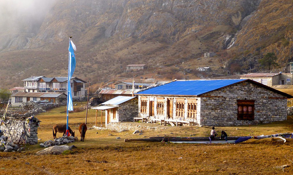 Langtang Valley 11 Days Trek