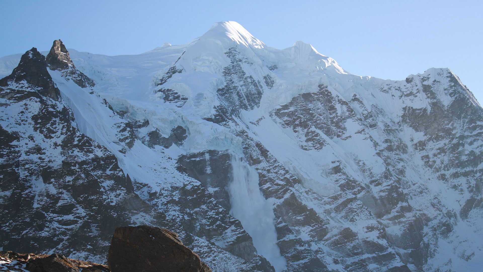 Mera Peak Climbing Difficulty