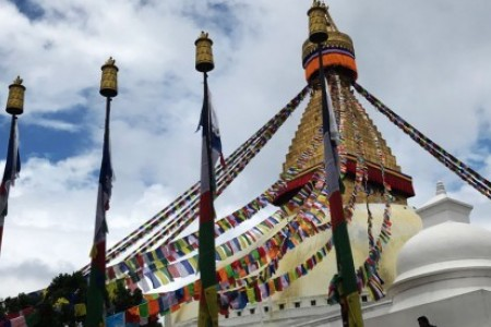 A TOURS OF KATHMANDU VALLEY