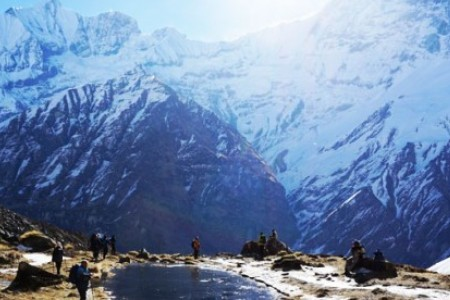 Annapurna Base Camp Trek in March (Weather & Temperature)