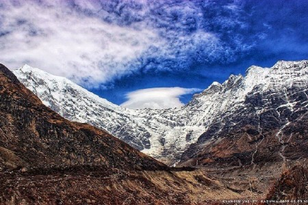 Langtang Valley trek 11 days