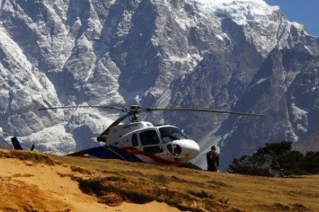 Everest Base Camp Helicopter Tour Cost