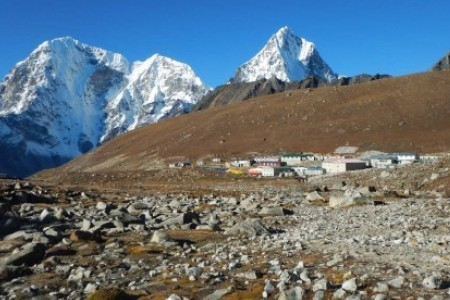 Everest Base Camp Trek in November