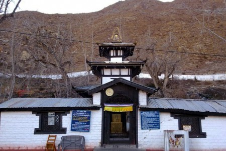 Jomsom Muktinath Trek 7 days