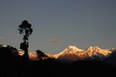 Kanchenjunga Trek Difficulty