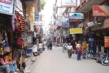 Kathmandu Airport to Thamel