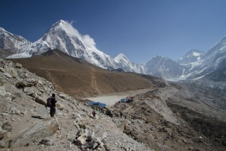 Lobuche Peak Difficulty