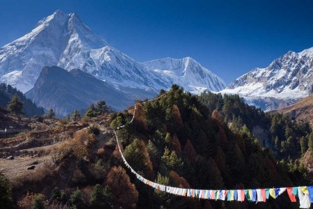 Manaslu Trek in March