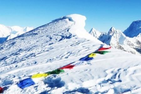 Mera Peak Climbing Difficulty