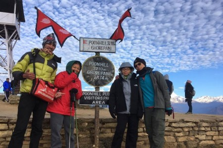 Poon Hill Trek Cost