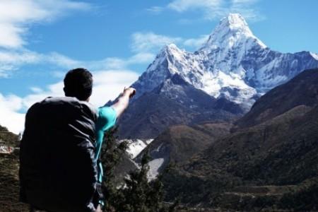 Trek to Everest Region   Index Adventure