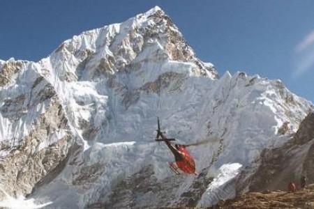 Heli Tours in Nepal