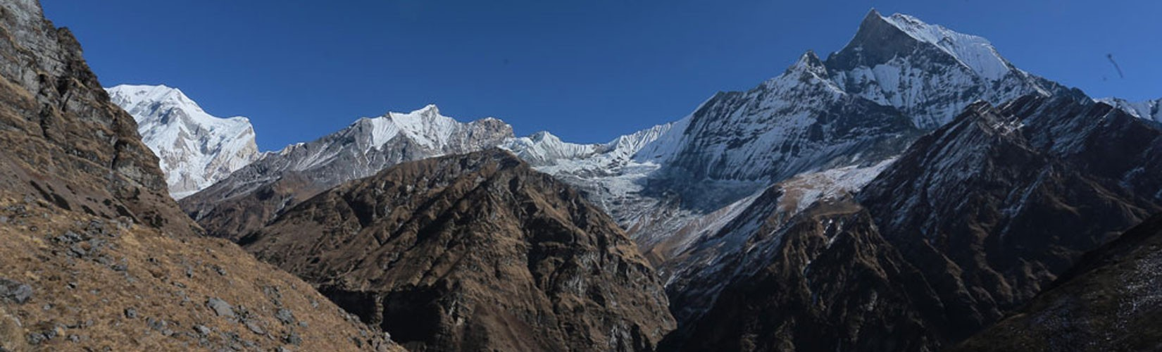 Annapurna Base Camp Trek via Poonhill