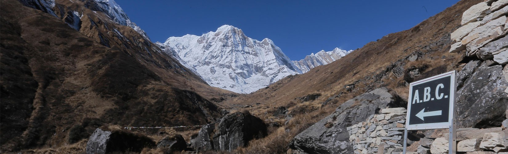Annapurna Base Camp – Short Trek