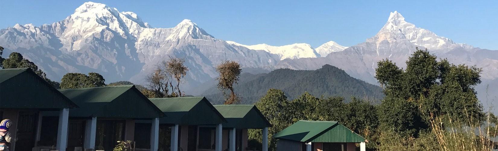 Dhampus Sarangkot Hiking