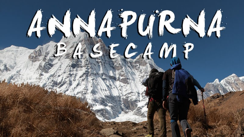 Annapurna Base Camp Trek Video