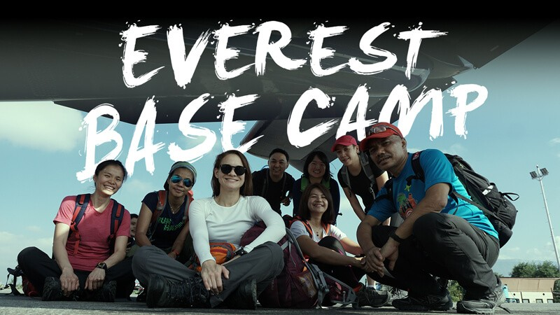 Everest Base Camp Trek Review Video