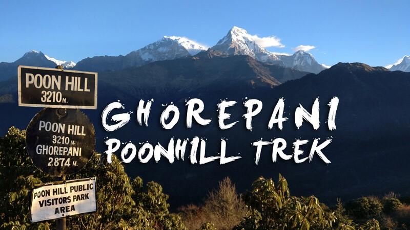 Ghorepani Poonhill Trek Video