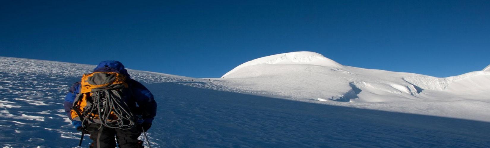 Island Peak Climbing Difficulty