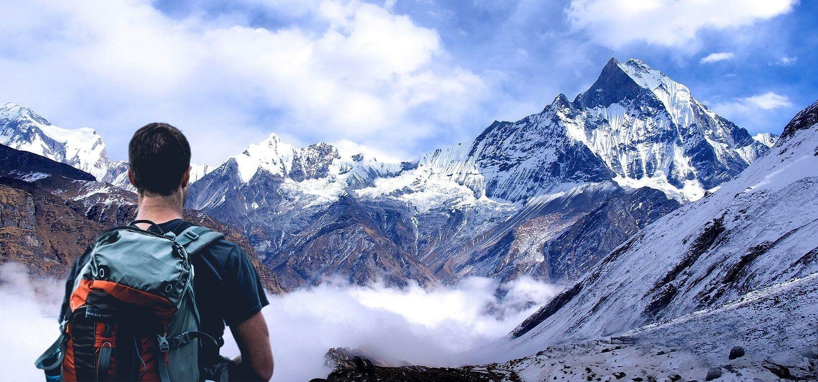 Explore Massif Annapurna Region