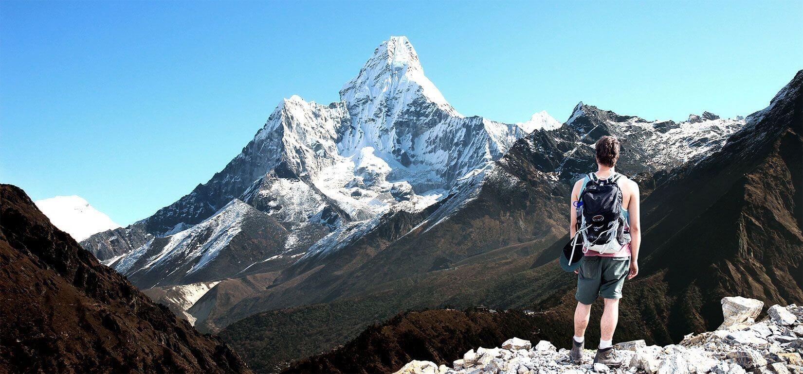 Explore Khumbu Area (Mt. Everest)