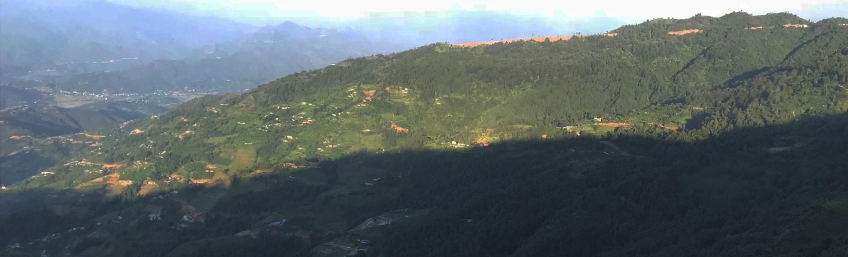 Chisopani Nagarkot Hiking