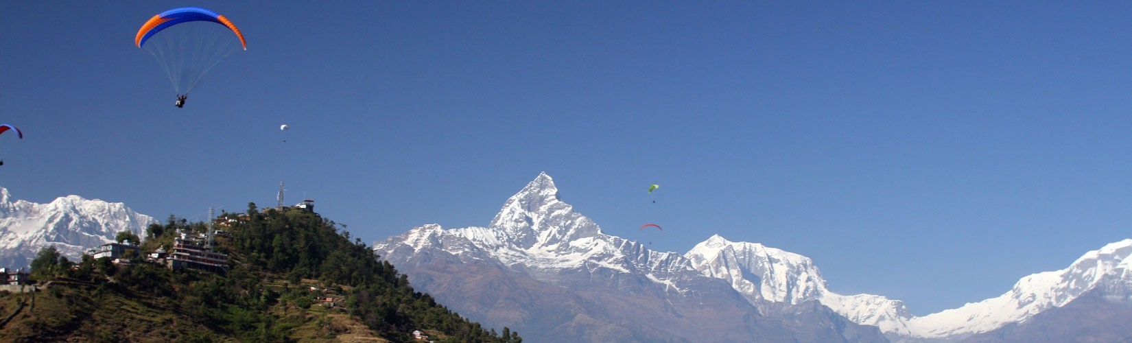 Paragliding in Pokhara -1 day