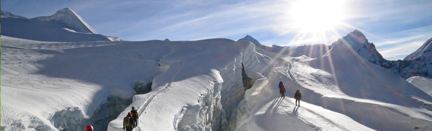 Peak Climb in Nepal