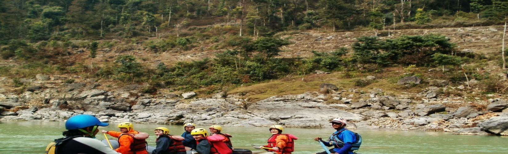 1 Day - Trisuli River Rafting