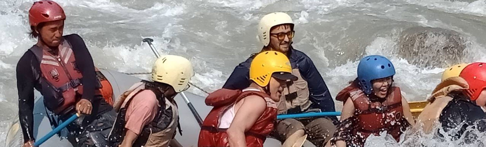 Bhote Koshi River Rafting -2 Days