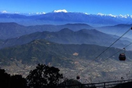 1 day - Chandragiri tour | Index Adventure