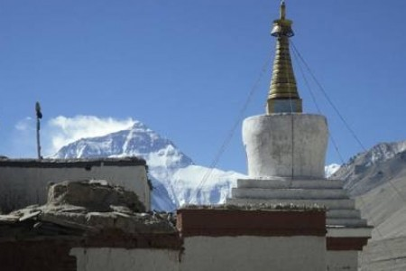 Everest Base Camp Tour Via Lhasa