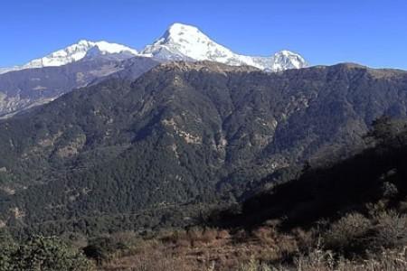 Ghorepani - Poonhill - Ghandurk Trek